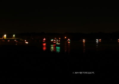 nuit de pêche à Arzal